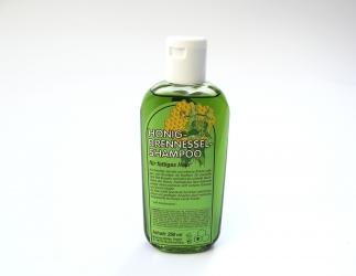 Honig-Brennessel-Shampoo Bild