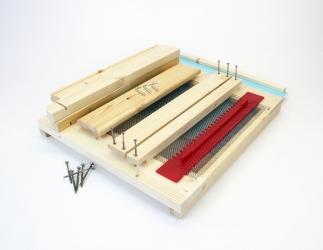BK Gitterboden hoch zum selber bauen; ÖBW10 / 420x490 Bild