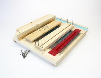 BK Gitterboden Hoch zum selber bauen; EMMU10 / 420x435 Bild