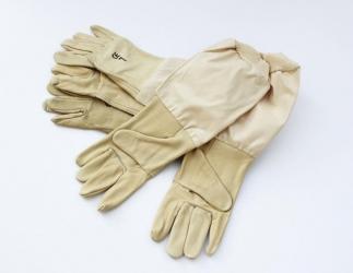 Handschuhe RINDSLEDER beige; Größe 4 bis 13 Bild