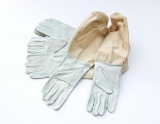 Handschuhe Schaf-Nappaleder natur; Größe 4-13 Bild