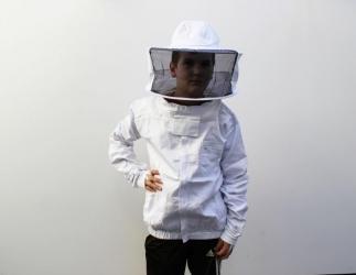 Kinder-Jacke mit abnehmbarer Haube; Bild