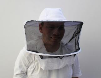 Imker-Hut mit Schleier; Universalgröße Bild