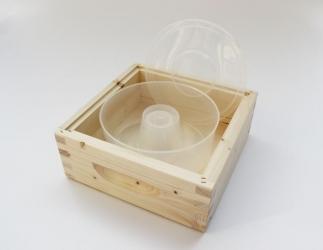 Futterzarge für Plastiktasse; mini plus Bild
