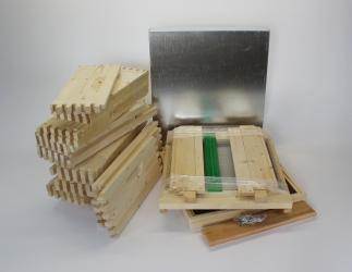 Set selber bauen Flachzarge; ÖBW9-, ZAMU9-, KU12 / 390x490 Bild