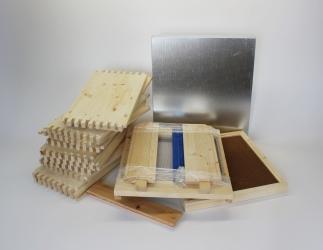 Set selber bauen; ZAMU9 Vollzarge / 390x490 Bild