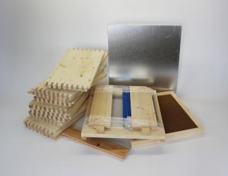 Set selber bauen Vollzarge; ÖBW9-, KU12  / 390x490 Bild