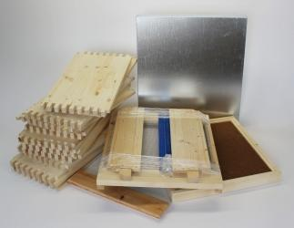 Set selber bauen; ÖBW12 Vollzarge / 490x490 Bild