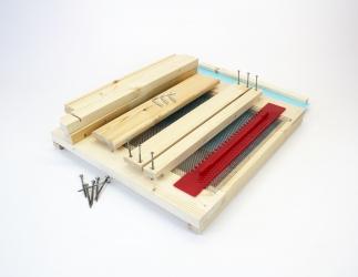 BK Gitterboden Hoch zum selber bauen; ÖBW12 / 490x490 Bild