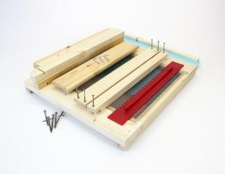 BK Gitterboden Hoch zum selber bauen; ÖBW9-, ZAMU9-, KU12 / 390x490 Bild