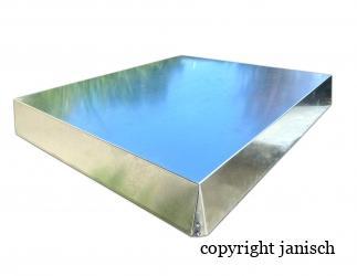Außendach; Dadant 10er US / 425x513 Bild