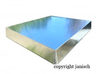 Außendach; Dadant Blatt10 / 425x499 Bild