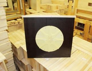 Bienenflucht für Lagerbeute; Dadant AMI Bild