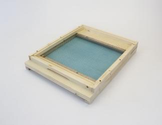 Gitterboden flach; ZAMU10  / 420x490 Bild