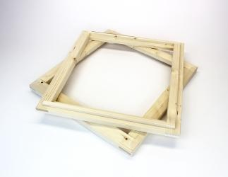 Rahmen Paar für Kranz Zargen; ZA Kranz 464x533 / 1 paar Bild