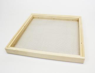 Wander- Lüftung Rahmen; Dadant Blatt10/ 499x425 Falzlos Bild