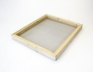 Wander- Lüftung Rahmen;  EMMU Quadrat / 435x435 Bild